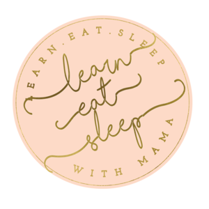 learn eat sleep logo - Learn Eat Sleep