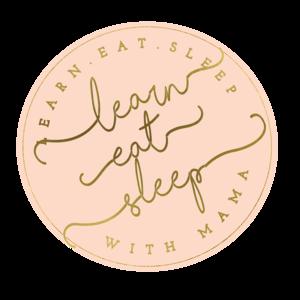 learn eat sleep logo - Learn Eat Sleep